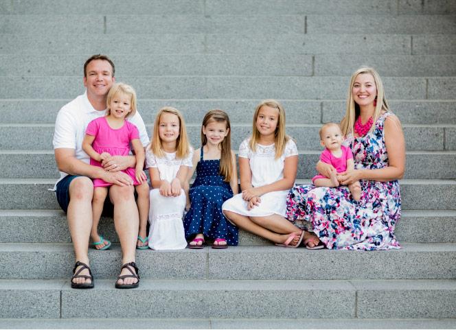 Dr Randall Family
